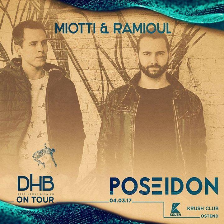 Miotti & Ramioul Tour Dates
