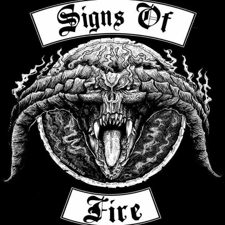 Signs of Fire Tour Dates
