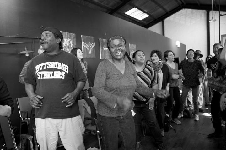 Shana Tucker @ Mission Hills United Methodist Church - San Diego, CA
