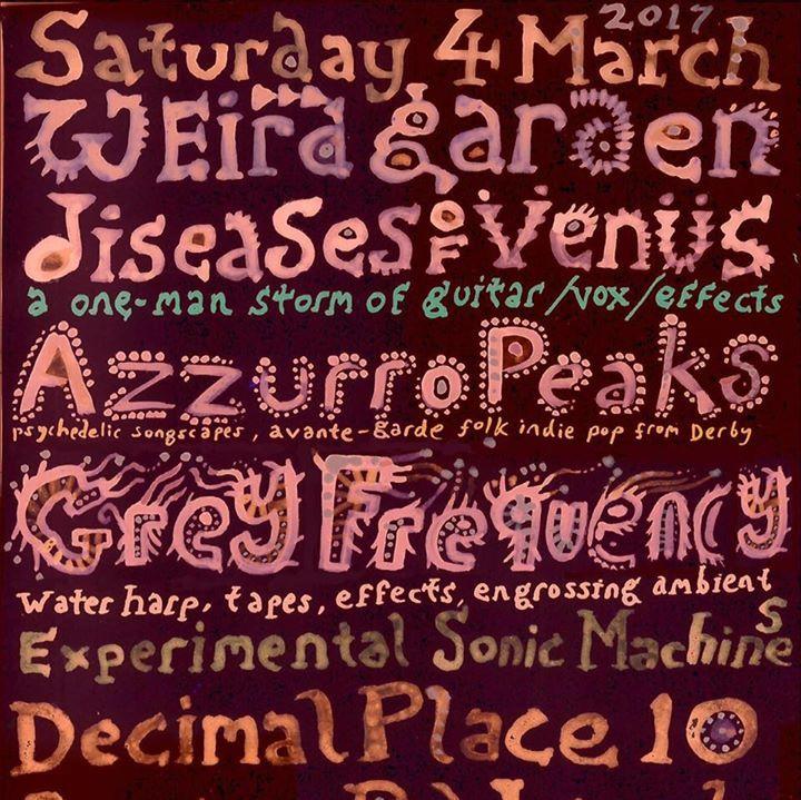 Azzurro Peaks Tour Dates