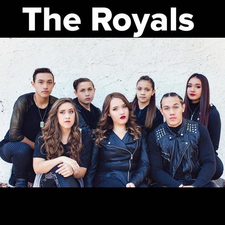 The Royals Tour Dates