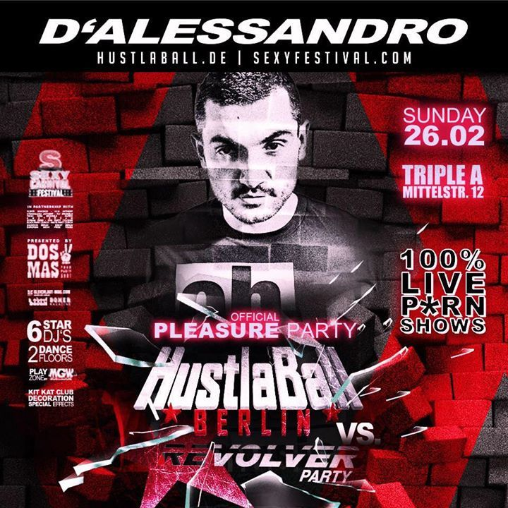 D'ALESSANDRO Tour Dates