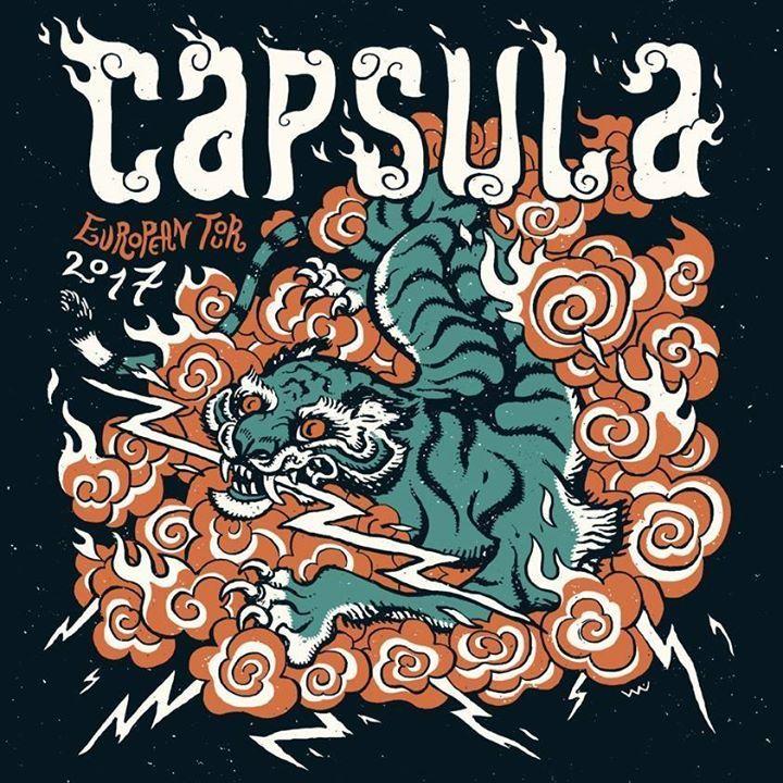 Capsula Tour Dates