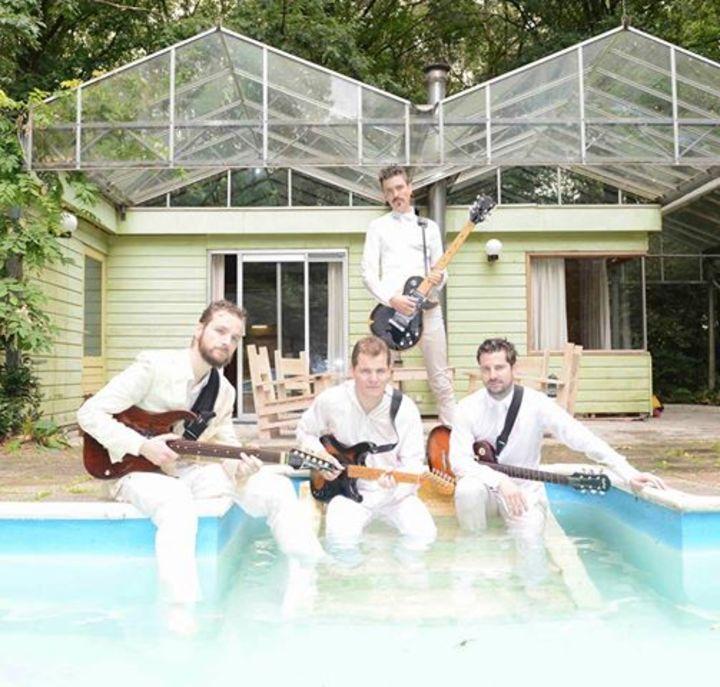 Zwerm electric guitar quartet Tour Dates