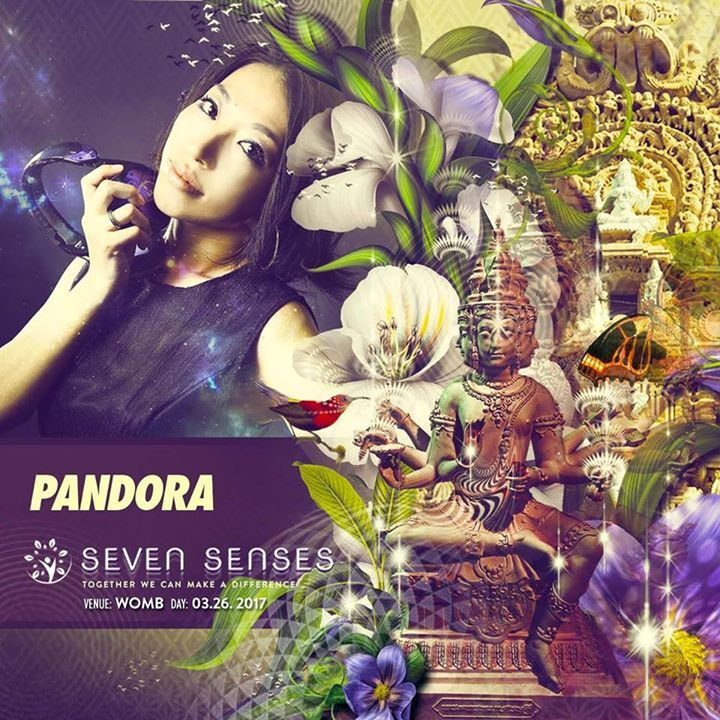 ∞Pandora∞ Tour Dates