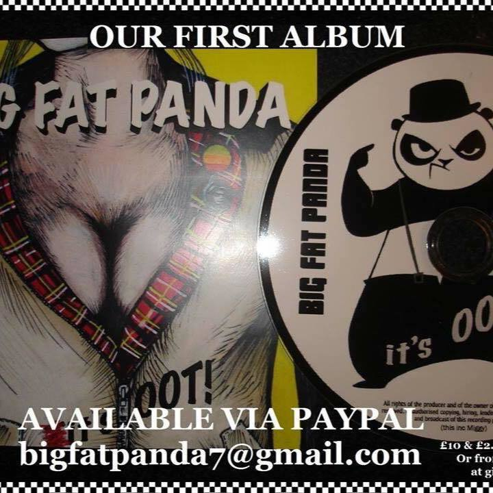 Big Fat Panda Tour Dates
