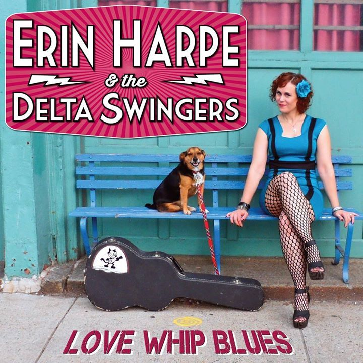 Erin Harpe and the Delta Swingers @ Back Page - Lowell, MA