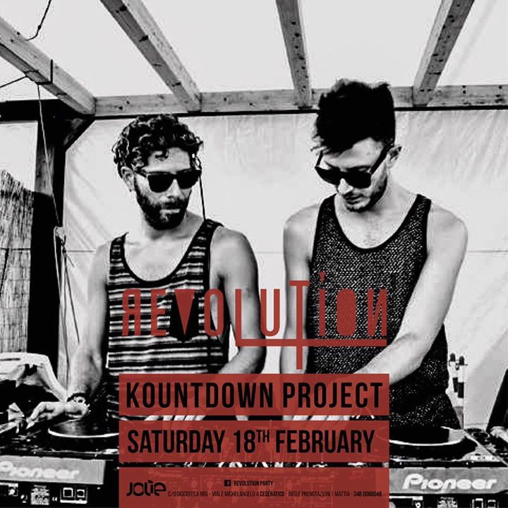 KountDown Project Tour Dates