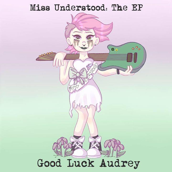 Good Luck Audrey Tour Dates