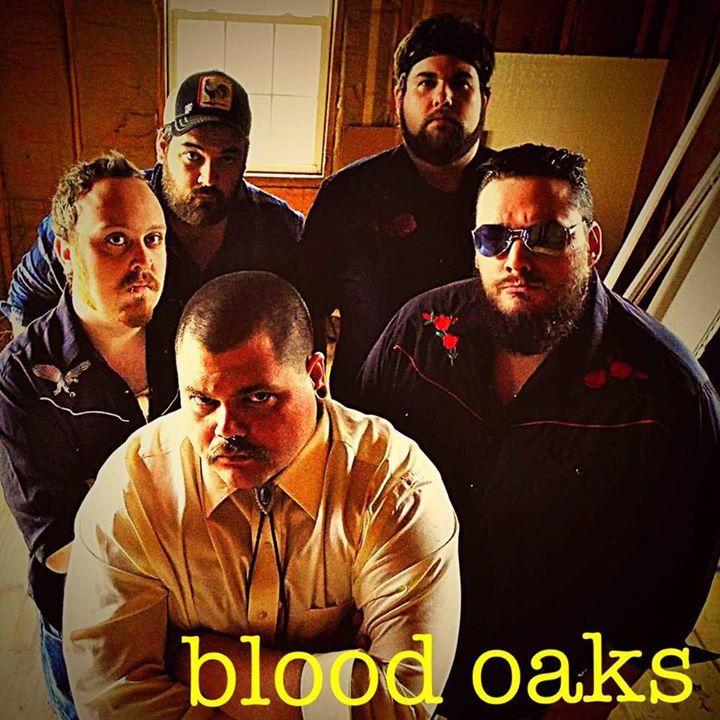 Blood Oaks Tour Dates