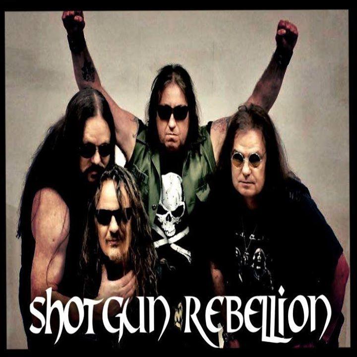 Shotgun Rebellion Tour Dates