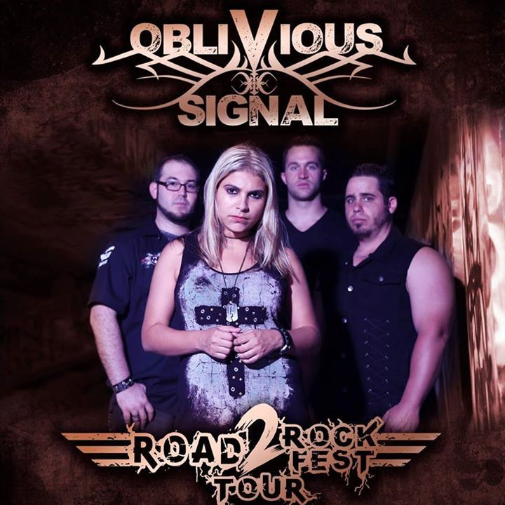 Oblivious Signal Tour Dates