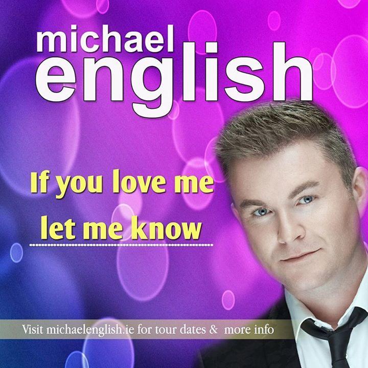 Michael English Fans Tour Dates