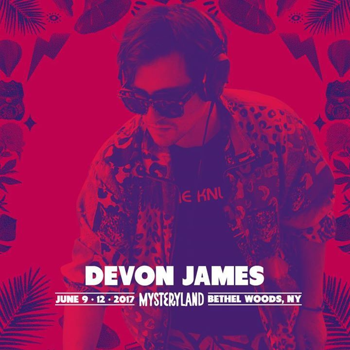 Devon James Tour Dates