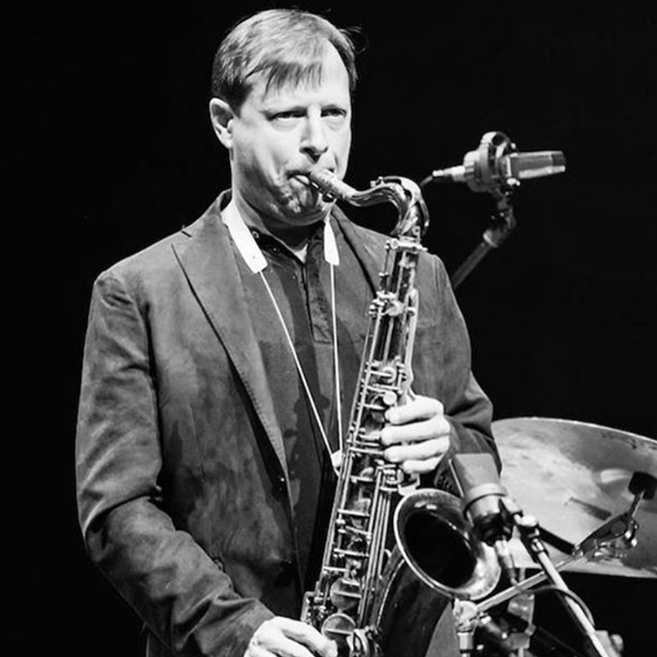 Chris Potter @ LA COMETE SCENE NATIONALE - Chalons En Champagne, France