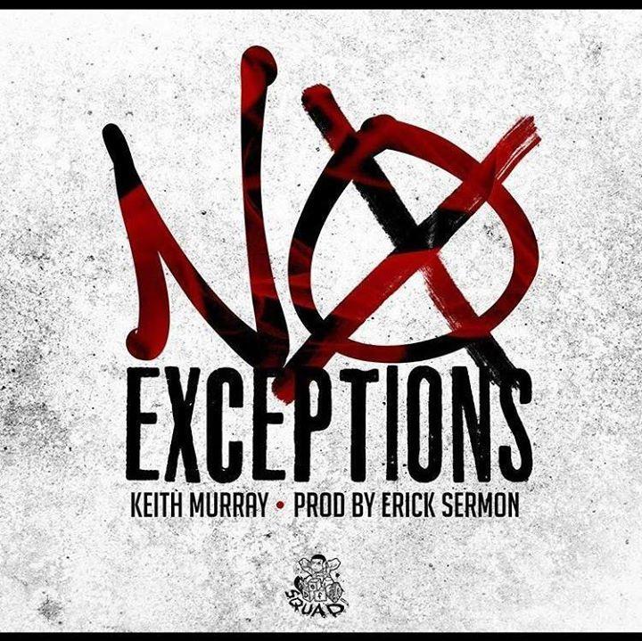 Keith Murray Rap Tour Dates
