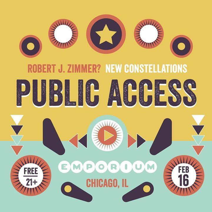 Public Access Tour Dates