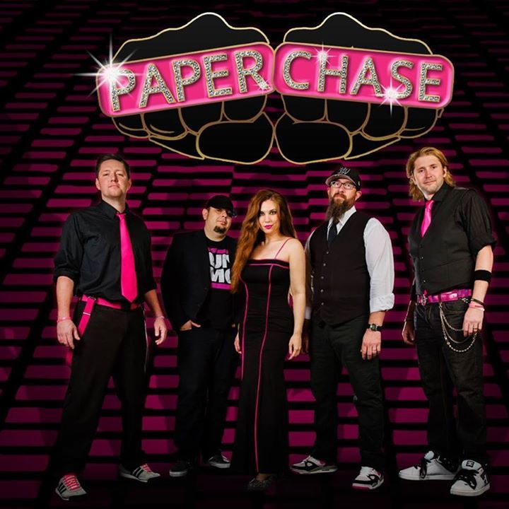 PaperChase New Orleans Tour Dates