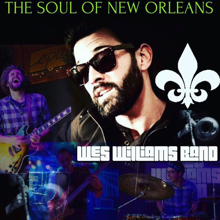 The Wes Williams Band Tour Dates
