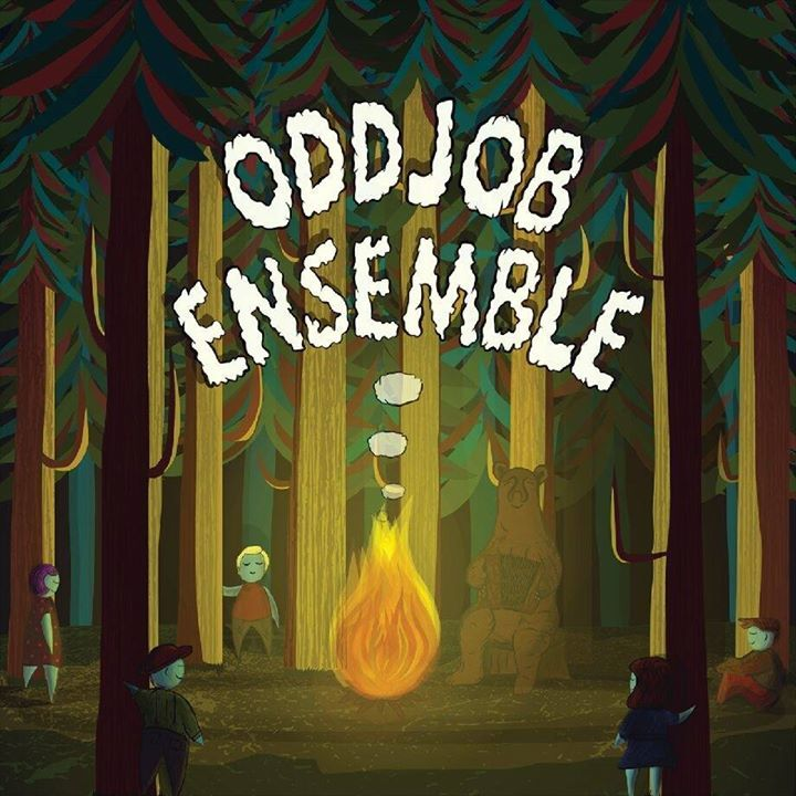 Oddjob Ensemble @ The Phoenix Theater - Petaluma, CA