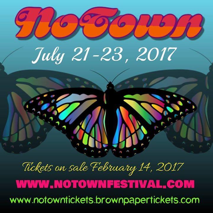 Notown Tour Dates