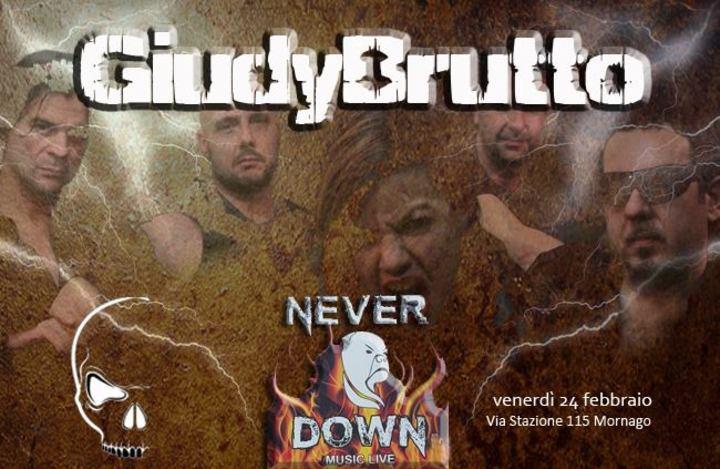Giudybrutto Tour Dates