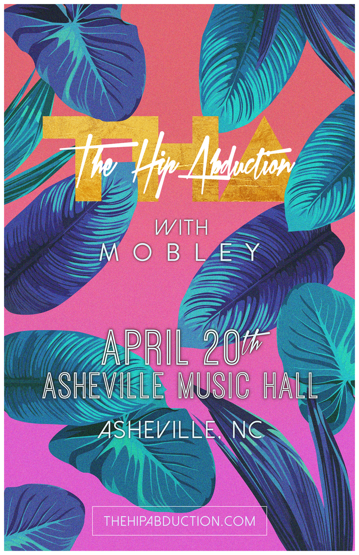 Mobley @ Asheville Music Hall - Asheville, NC