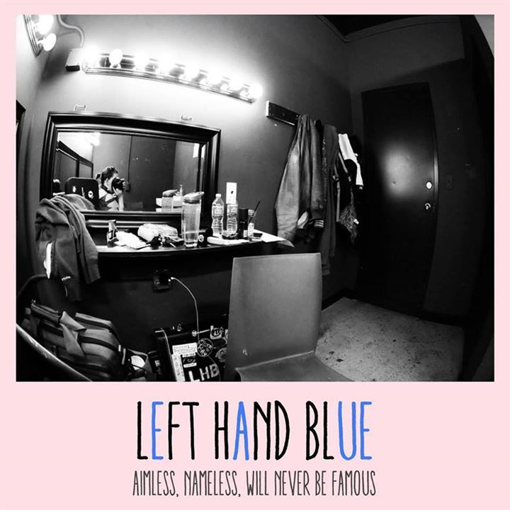 Left Hand Blue Tour Dates