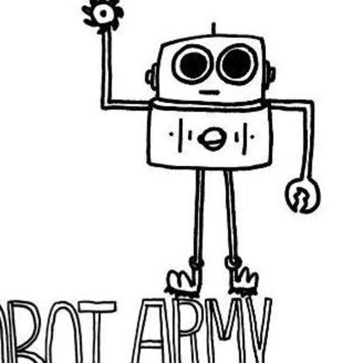 Robot Army Tour Dates