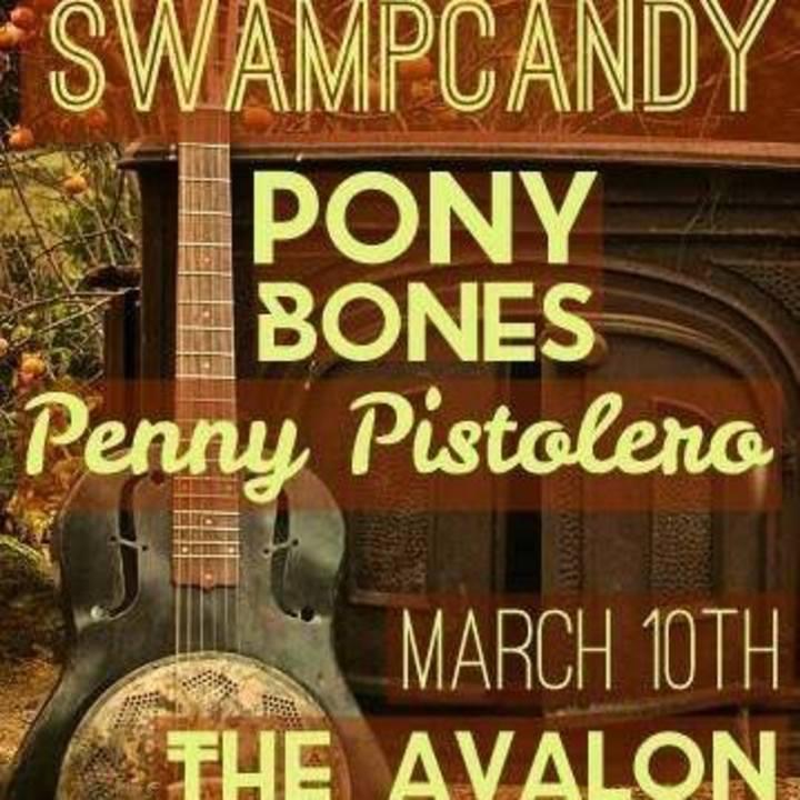Swampcandy @ Empire - Portland, ME