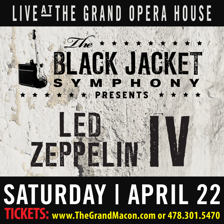 The Black Jacket Symphony - Macon Concert Tickets - The Black