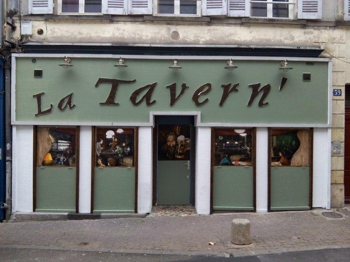 Alex de Vree @ La tavern' - Nevers, France