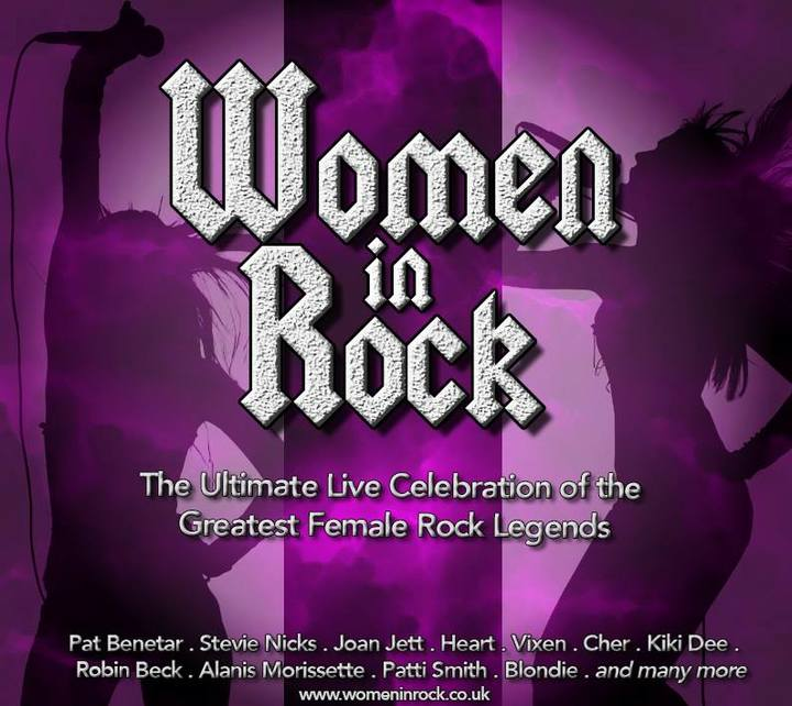 Women In Rock UK @ Chequer Mead Theatre - East Grinstead, United Kingdom