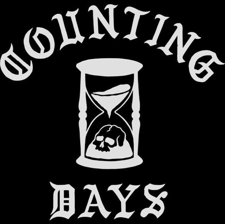 Counting Days Tour Dates