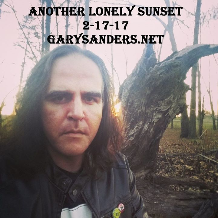Official Gary Sanders Tour Dates