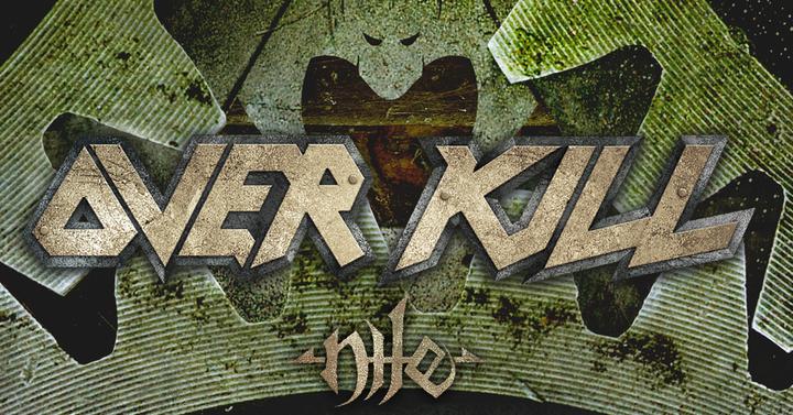 Overkill @ City National Grove Of Anaheim - Anaheim, CA
