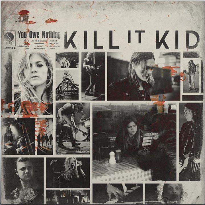 Kill It Kid Tour Dates