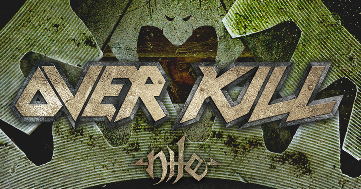 Overkill @ Southport Music Hall - New Orleans, LA