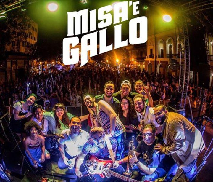 Misa E' Gallo Tour Dates