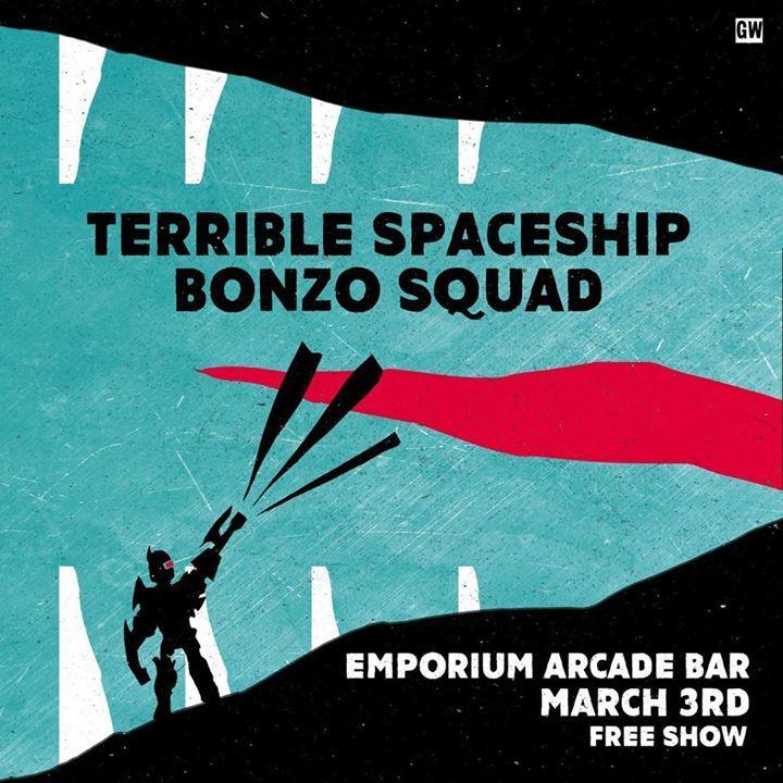 Terrible Spaceship Tour Dates
