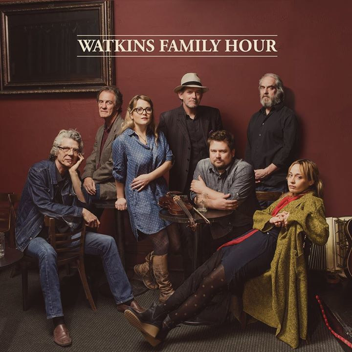 Watkins Family Hour Tour Dates