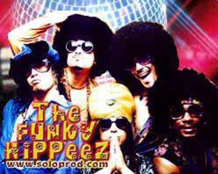 The Funky Hippeez Tour Dates
