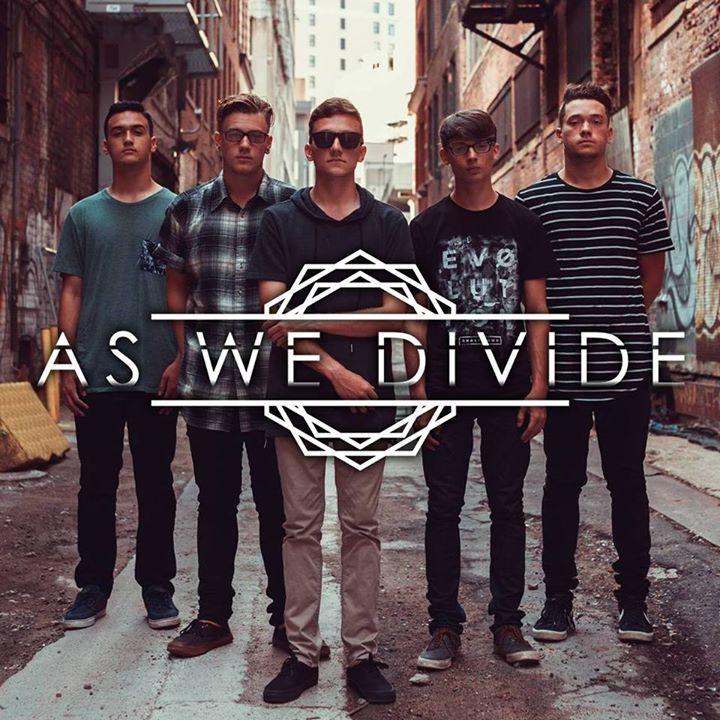 As We Divide Tour Dates