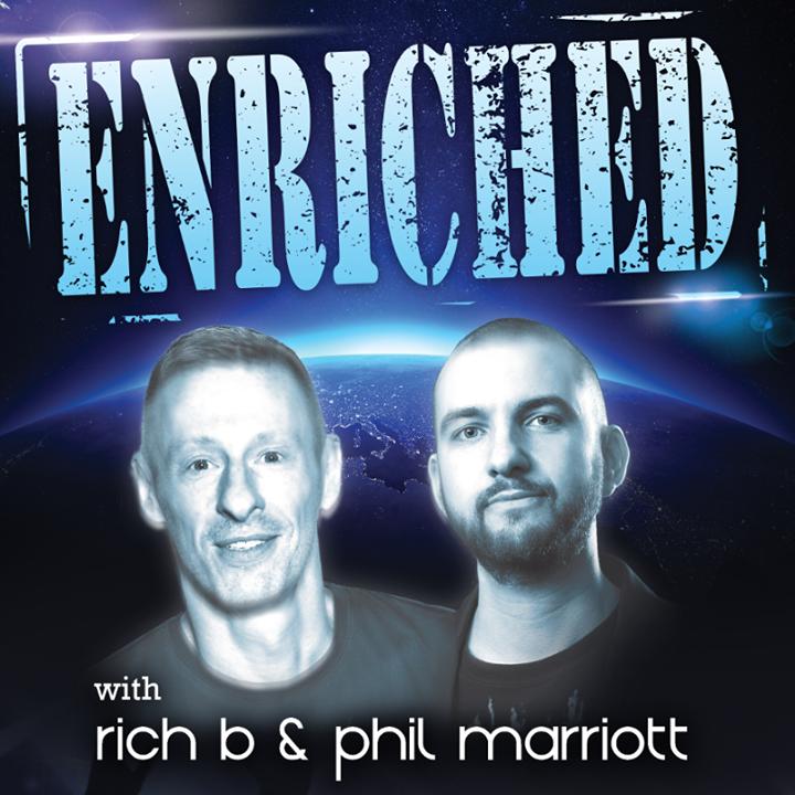 Rich B & Phil Marriott Tour Dates