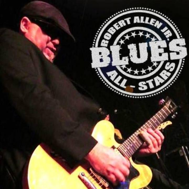 Robert Allen Jr. Band Tour Dates