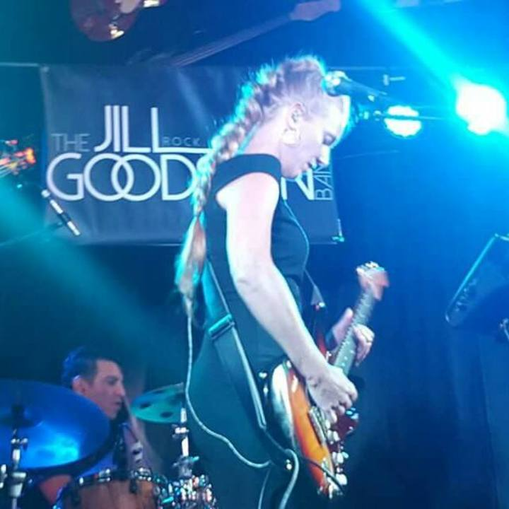 Jill Goodson Band Tour Dates