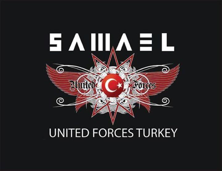 Samael United Forces Turkey Tour Dates