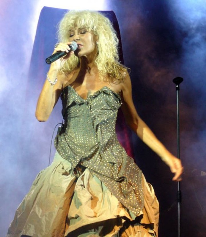 Donatella Rettore Tour Dates