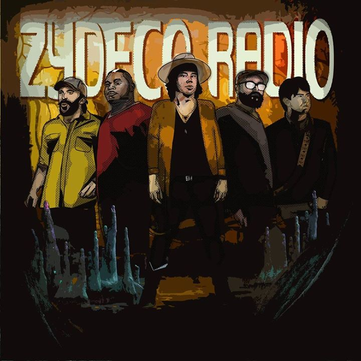 Zydeco Radio Tour Dates