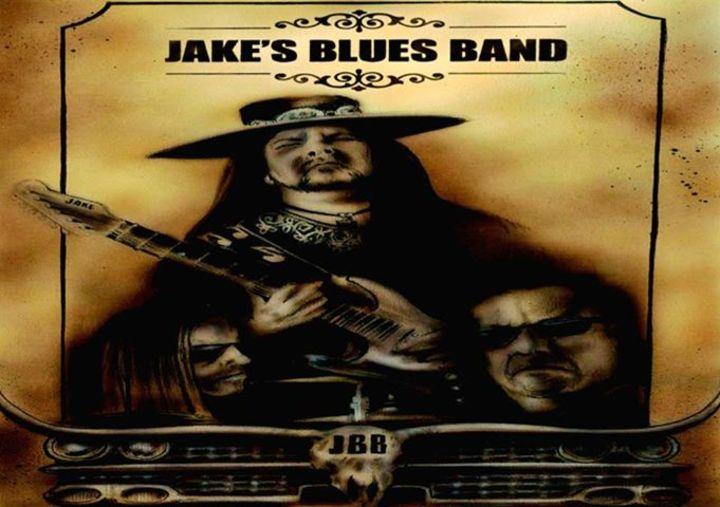 Jake`s Blues Band @ Oldbronx , Petsku 40v - Akaa, Finland